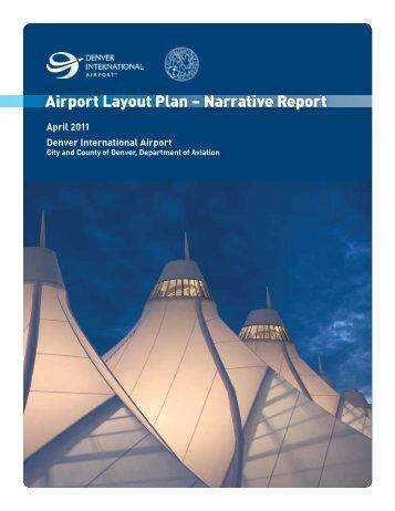 Airport Layout Plan – Narrative Report - Business Center - Denver ...