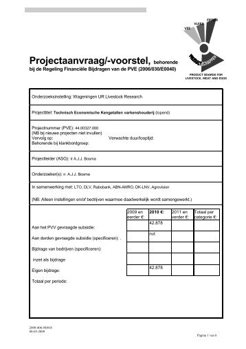 downloaden - Productschappen Vee, Vlees en Eieren
