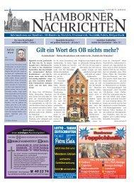 Petra Klein - Hamborner Nachrichten