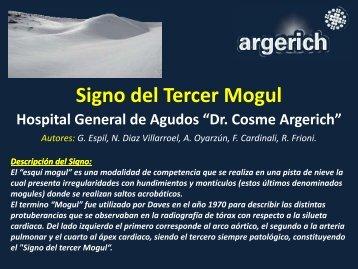 Signo del Tercer Mogul - Congreso SORDIC