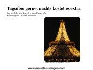 Tagsüber gerne, nachts kostet es extra - Mauritius Images