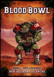 BloodBowl - Guia strategica per squadre di orchi - FX Interactive