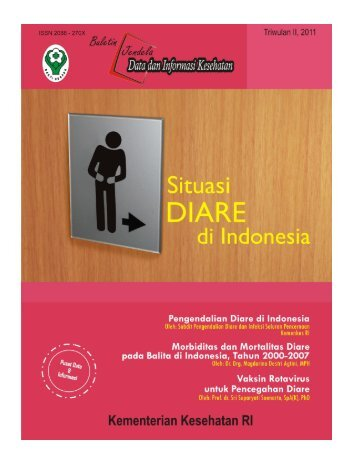 Buletin Diare - Departemen Kesehatan Republik Indonesia