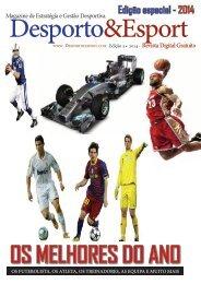 Desporto&Esport - Melhores 2014