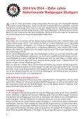 D a(s) s ind w ir. - Naturfreunde Radgruppe Stuttgart - Seite 2