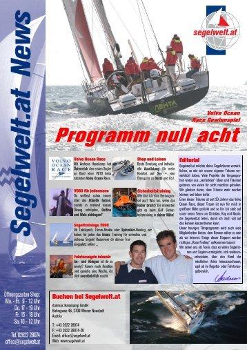 Jahresprogramm 2008 - Zoom8