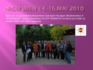 AGM Wien 14.-16.Mai 2010 - Ladies' Circle Austria