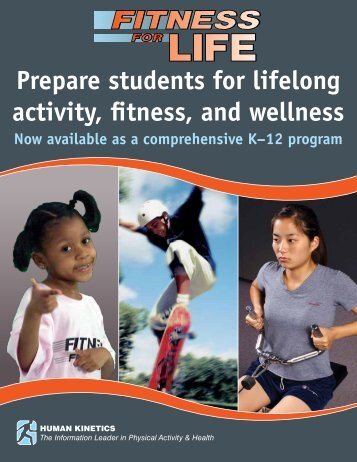Fitness for Life - Human Kinetics
