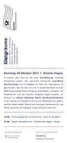räume - Kloster Hegne - Seite 2