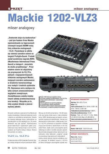 Test 1202 VLZ3 - Music Info
