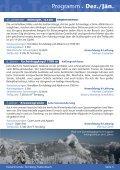Winterprogramm 2011/12 - Ternberg-Trattenbach - Naturfreunde - Page 5