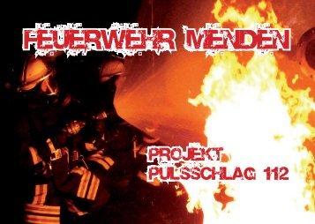 Pulsschlag 112 - Feuerwehr Menden