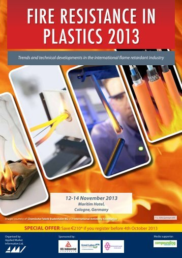 FIRE RESISTANCE IN PLASTICS 2013 - AMI Consulting