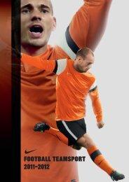 FOOTBALL TEAMSPORT 2011-2012 - teamgol
