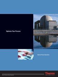 Optimize Your Process - Thermo Scientific