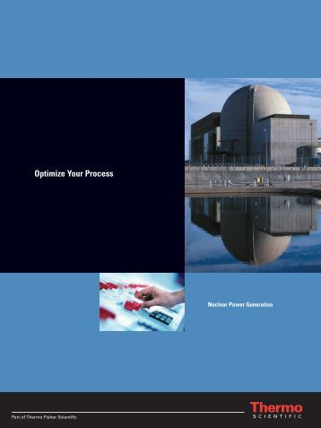 Optimize Your Process - Thermo Scientific