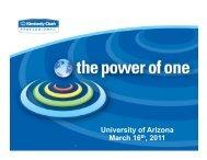 Kimberly-Clark Gloves - University of Arizona