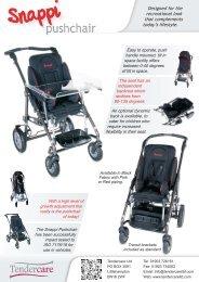 Sales Brochure - Tendercare Ltd