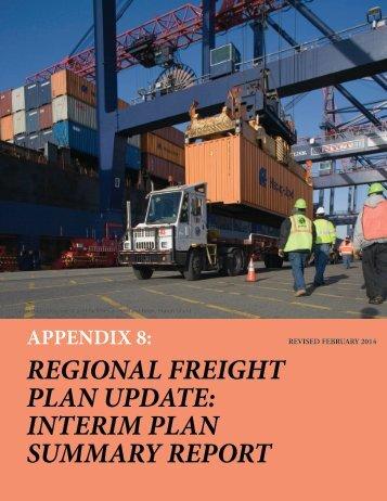interim plan summary report - New York Metropolitan Transportation ...