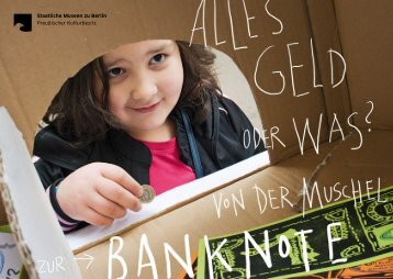Flyer - Berliner Projektfonds Kulturelle Bildung