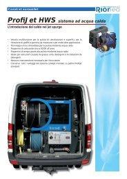 ProfiJet HWS sistema ad acqua calda - vivax.it