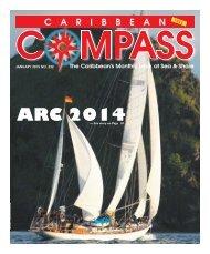 Caribbean Compass Yachting Magazine January 2015