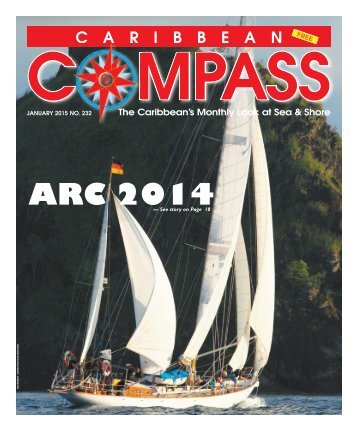 Caribbean Compass Yachting Magazine January 2015