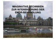 EMDR-Tag 2013 in Dresden Dr. med. Carsten Stumme ... - Emdria