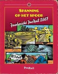 Jaarbericht ProRail 2007
