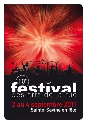 Festival des arts de la rue | 2011