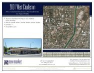 Charleston Westwood Flyer.indd - NewMarket Advisors