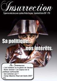 64 - Insurrection - Action française