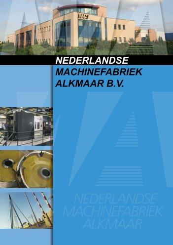 NEDERLANDSE MACHINEFABRIEK ALKMAAR B.V. - Quel