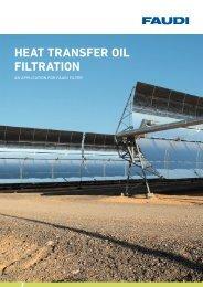 HEAT TRANSFER OIL FILTRATION - Faudi