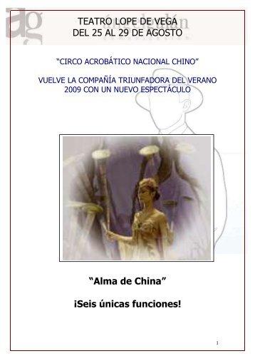 Alma de China - Angel Galán