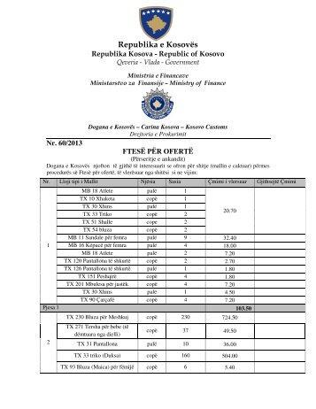 Shkarko në PDF - Dogana e Kosovës