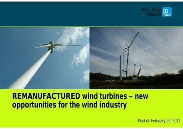 Download catalogue refurbished wind turbines - Repowering ...