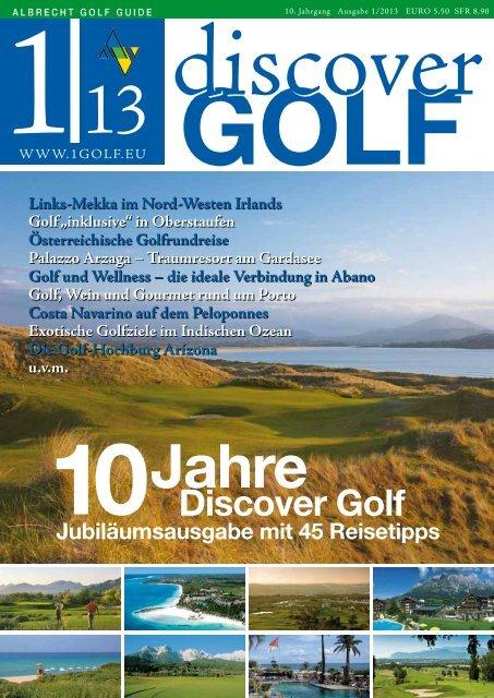 Discover Golf - 1Golf.eu
