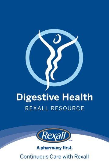 Digestive Health - Rexall