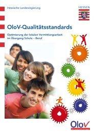 OloV-Qualitätsstandards - Optimierung der lokalen ...