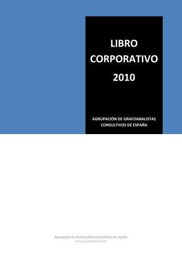 libro corporativo agc 2010 - Grafoanalisis.com