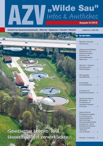 Ausgabe I. Quartal 2010 - Stadt Wilsdruff