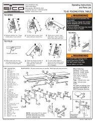 Instructions - Italasia