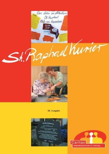 St. Raphael aktuell
