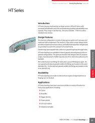 Catalog 390 HT Series - Kaydon Bearings