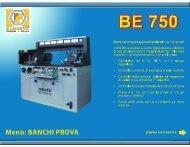 specifiche tecniche - Diesel Levante S.r.l.