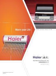 Haier ar08 cover1D&E_final.indd - Haier Electronics Group