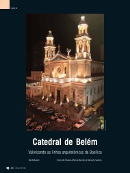 Catedral de Belém - Lume Arquitetura
