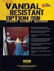 vandal resistant copy - Best Access Systems