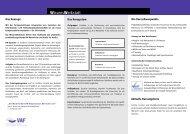 WissensWerkstatt - VAF - Bundesverband Telekommunikation eV
